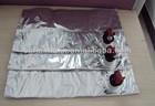 Pillow bag for oil,water,wine,liquid egg