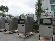 processing meat chickens, kfc chicken pressure fryer,deep frying machine(CE , Manufacturer)