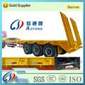 China pesado 40 toneladas- 120 cama baja de toneladas de carga/utilidad/camiones/semi remolque( personalizados disponibles)