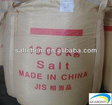 bulk industrial salt, melting snow agent