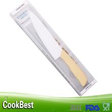 7- pollici chef coltello da cucina posate bianco ultra nitide durevole avanzato chef coltello di ceramica