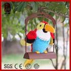 Plush animals Bird Funny Tone Talking parrot Speaking plush toy