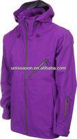 Plus size snowboard jackets womens purple