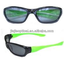 2014 luxurious sport kids sunglasses dual pearl color