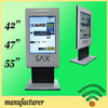 Multi Touch kiosk 42 inch Touch Screen with WIFI