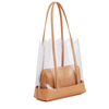 New Designer pvc Ladies handbag and purse large waterproof beach bags