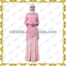 MF20755 2013 design Baju kurung Malaysia WHOLESALE