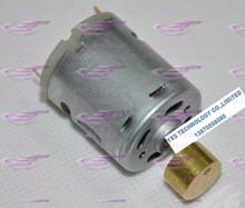 12V vibrate motor RS-360/365 Massage Stick motor Eccentric vibrating motor