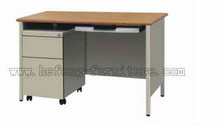 Laminate Office Furniture,Executive Table Price with Wheels