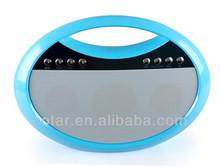 A18 2014 New 5w x 2 4 ohm speaker bluetooth speakers