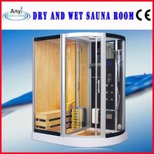 New Designb Sauna Steam Shower Bathroom