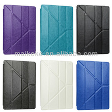 wholesale flip leather case for ipad 5