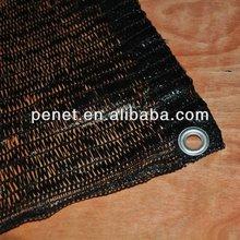 100% vingin raw material hdpe sun shading net