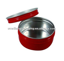 Red fashionable coffee bean jar with low price made from manufacture