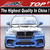 High Quality PU Body kits for BMW 2009-2013 X5 to X5M HM Style x5m haman body kit
