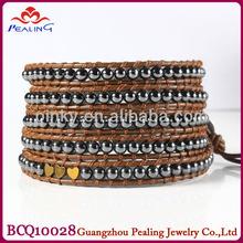 Hot sale Five Layers popular unique women bracelets