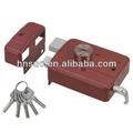 captn m556 ferro aro de segurança fechadura da porta