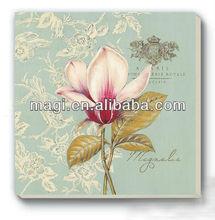 Best Sale Magnolia Flower Oil Painting