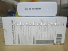 best 3g wireless pocket router with 1800mAh battery IEEE 802.11b/g/n