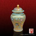 de cerámica laca decorativos frascos y jarrones