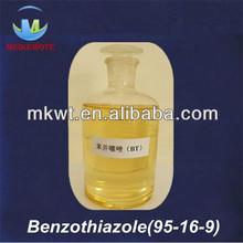 excellent vulcanizing /Benzothiazole BT/ CAS No:95-16-9