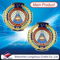 High quality masonic regalia apron wholesale masonic medal