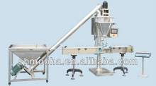 Semi Automatic Can Feeding, powder Filling And Packaging Machine