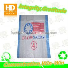 25kg pp woven fertilizer bags