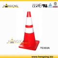 tc303a red tráfego cone pvc
