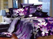100% tencel printed home bedding set,new design