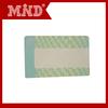 sratch-off paper prepaid phone card