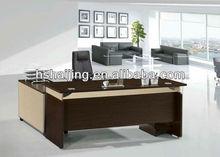 modern office executive desk/ l shape office desk