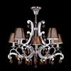 Black lantern e27 dimmable led chandelier light bulb
