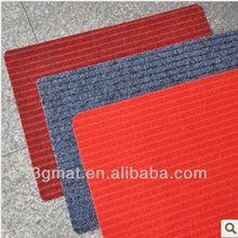 checkered nylon dust control door mat