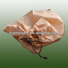 PP bulk bag for packing carrot,any color choosen,UV treated