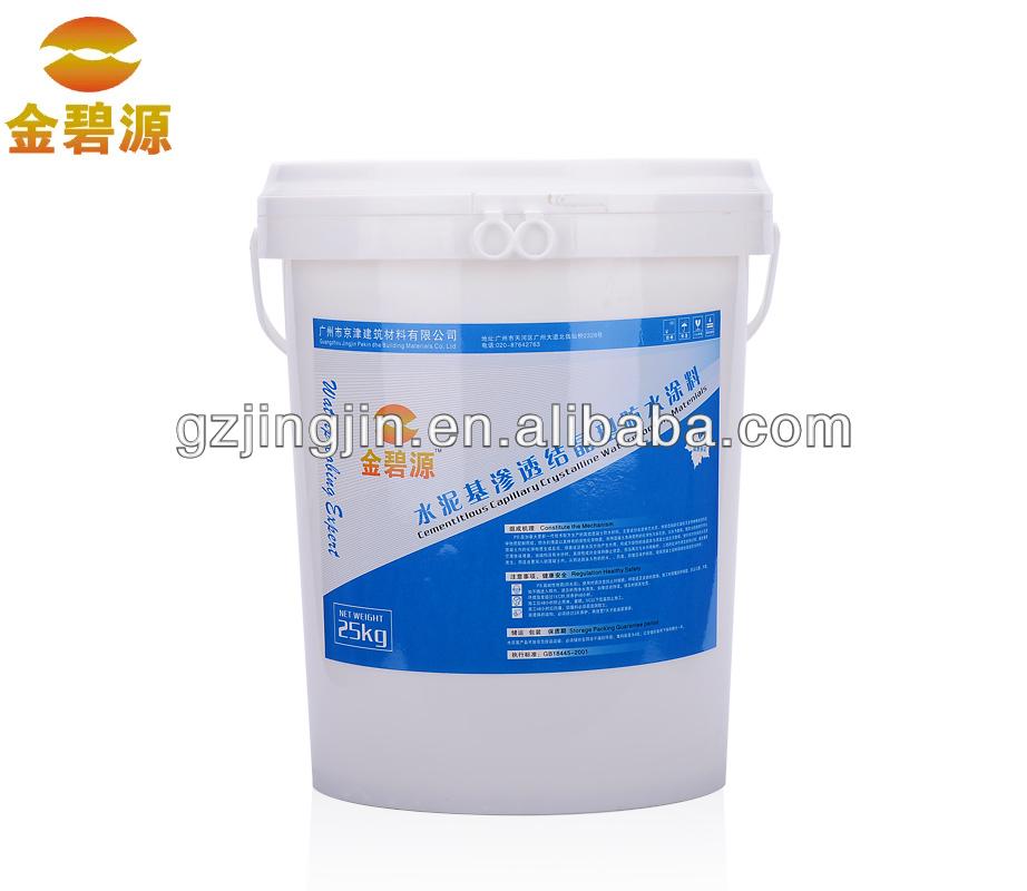Wholesale Waterproof Capillary Crystalline Coating