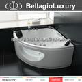 Assento duplo banheira de hidromassagem banheiras, banheira de água quente de venda, pequeno canto banheira