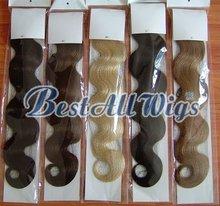 100% human hair top sales js beauty hair extensions