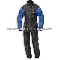 2015 New style Motorcycle racing RainCoat suit