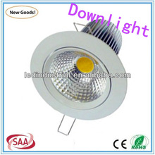 RoHS SAA approved inspire led downlight