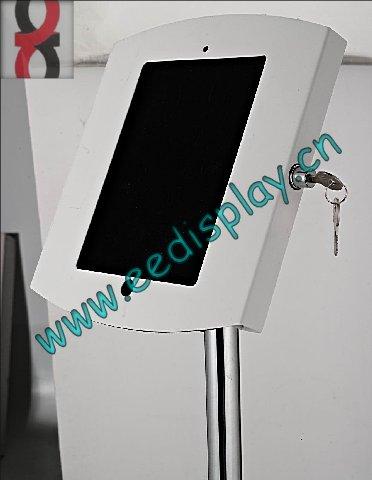 Universal Flexible Adjustable Floor Stand For iPad 2/3/4 Mini Tablet