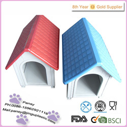 hot sale plastic dog house cage