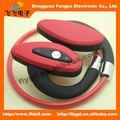 2014 caliente de la venta del deporte auricular Bluetooth banda para el cuello auriculares estéreo, Árbitro auricular de fútbol