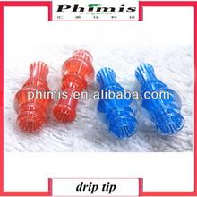 New design colorful 510 drip tips and vivi nova drip tips 510 Aluminium Flat drip tips wholesale