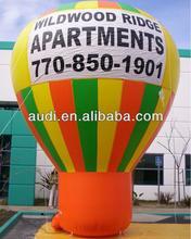 35ft advertising balloons/ground balloon/inflatable balloon