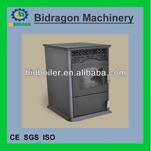 bidragon hot selling wood stove boiler