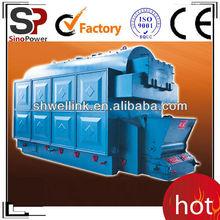 DZL series Biomass/Wood/Coal fired oil burning boiler steam marine steam solid fuel steam boiler sawdust fired boilers