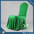 Beautiful alta- série de tecido da sala de jantar cadeira cobrir