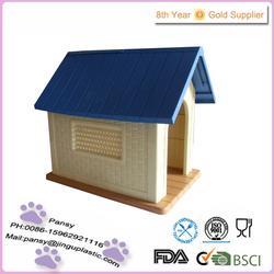 hot sale plastic garden outdoor pet house