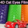 color Cat's eyes 3m graffiti marker car full wrap, film car wrap